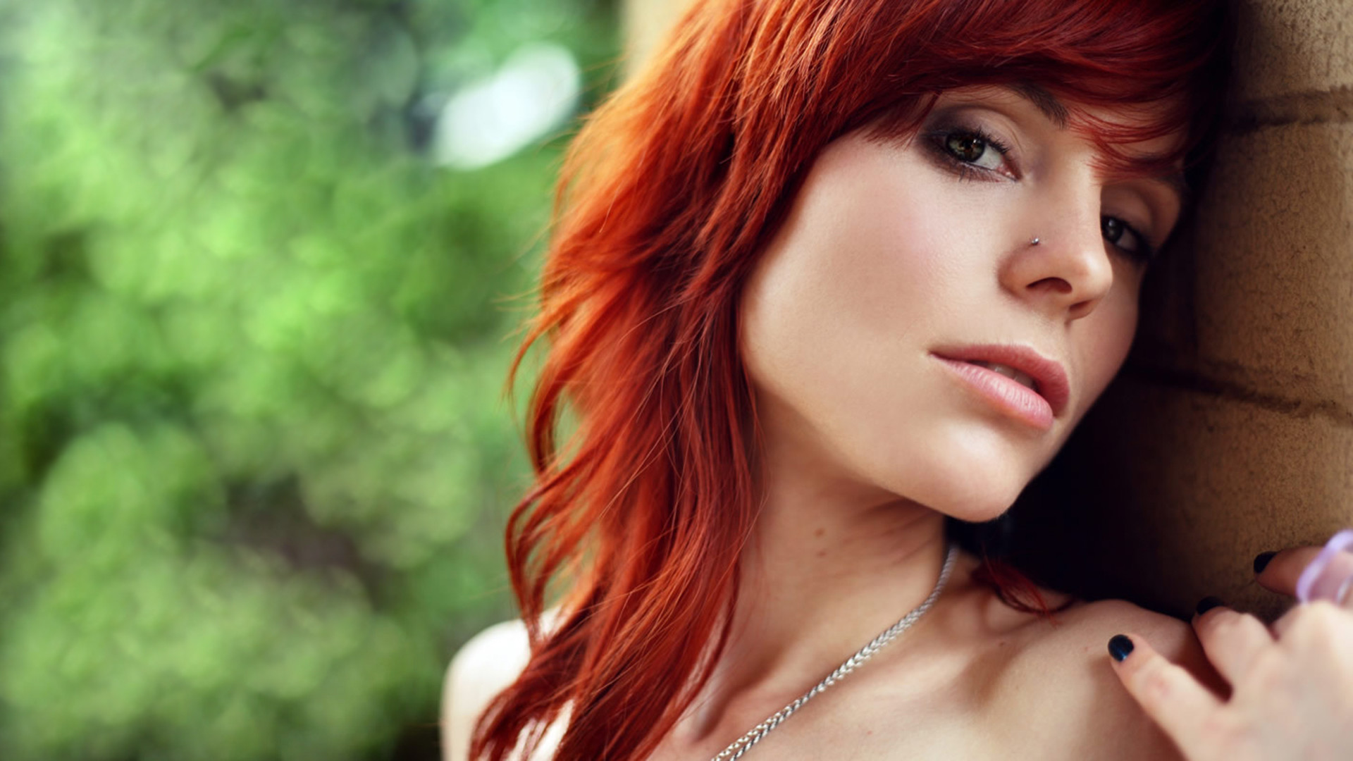 Res: 1920x1080, Redhead Wallpapers Hot Girls Wallpaper