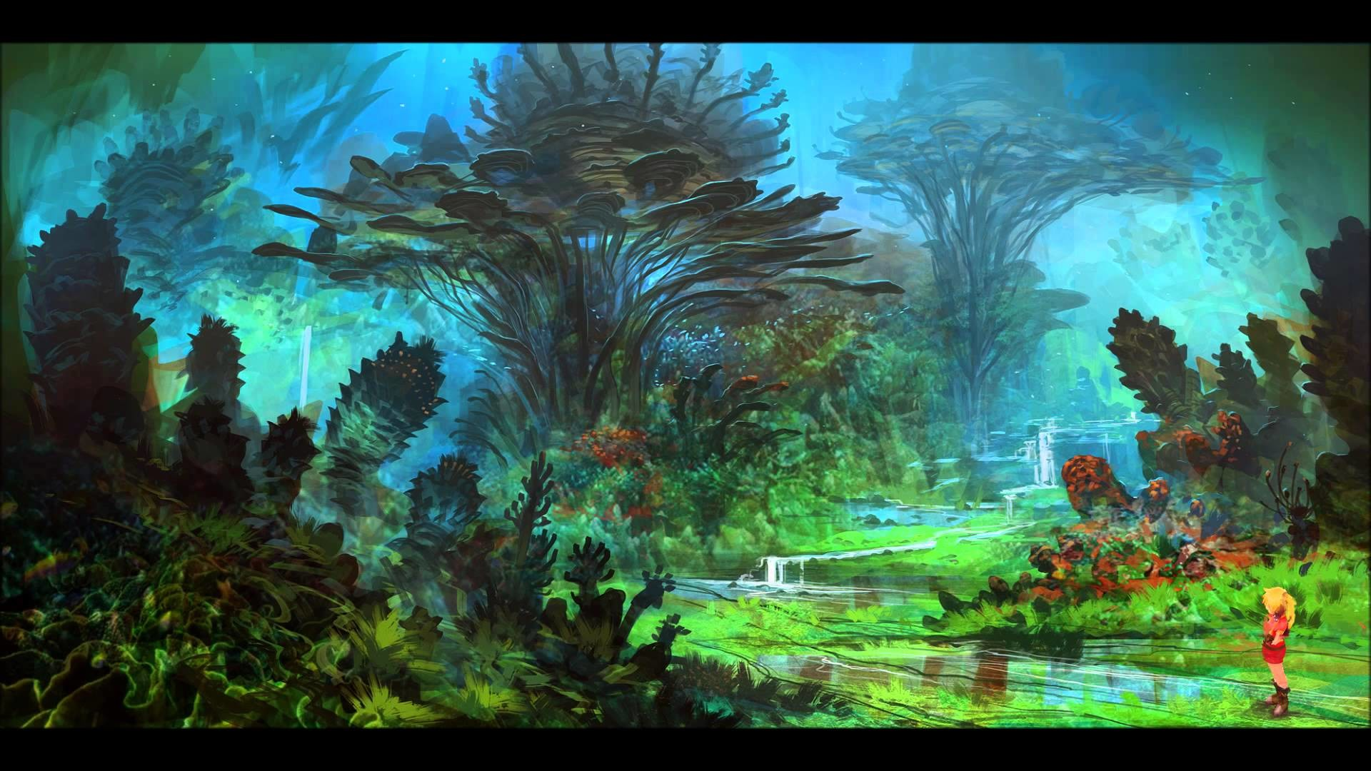 Res: 1920x1080, TSVG 830: Chrono Cross - Forest Of Illusion