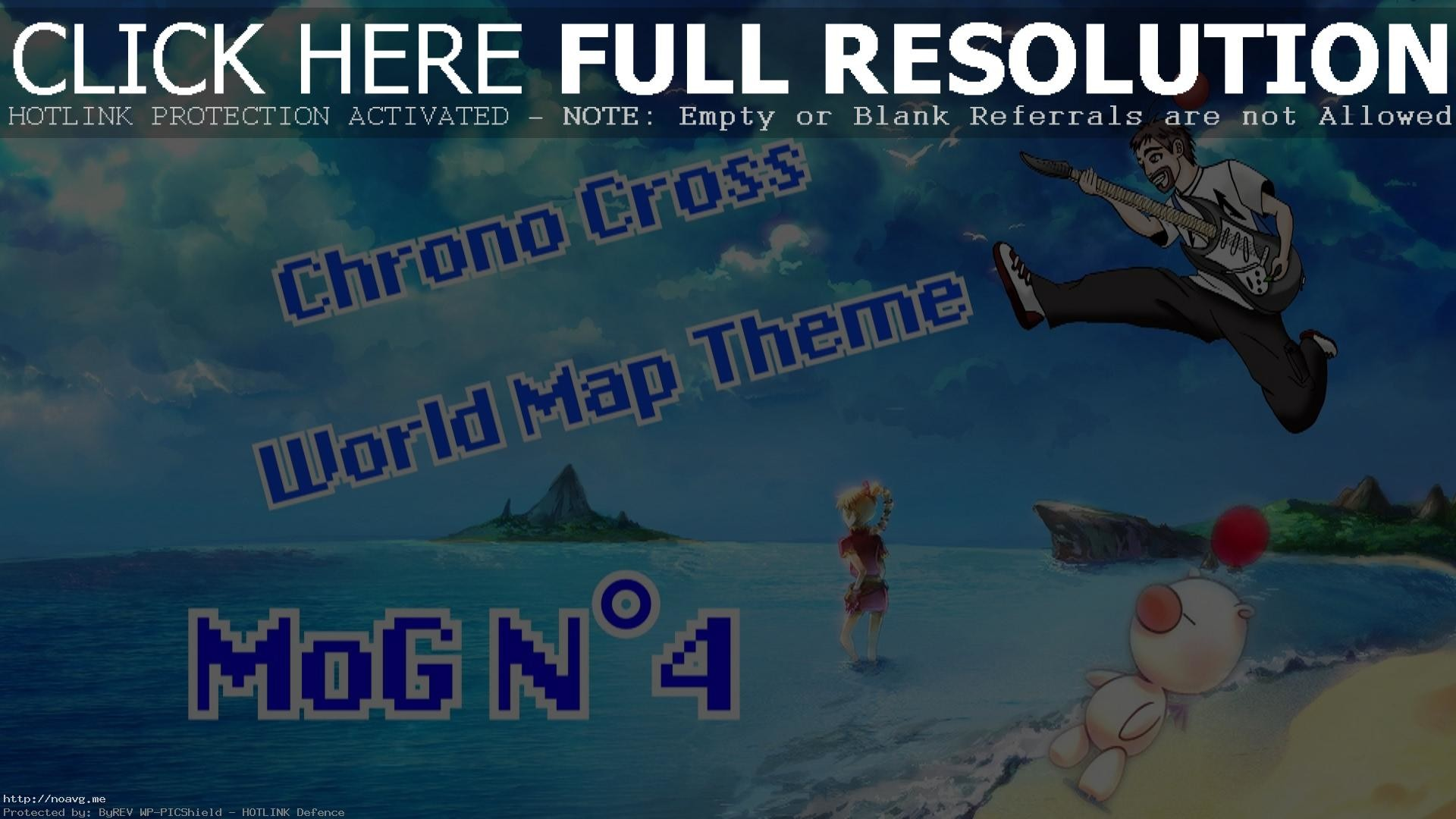 Res: 1920x1080, Mog N 4 Chrono Cross Dream To The Shore Near Another World Within Map Theme