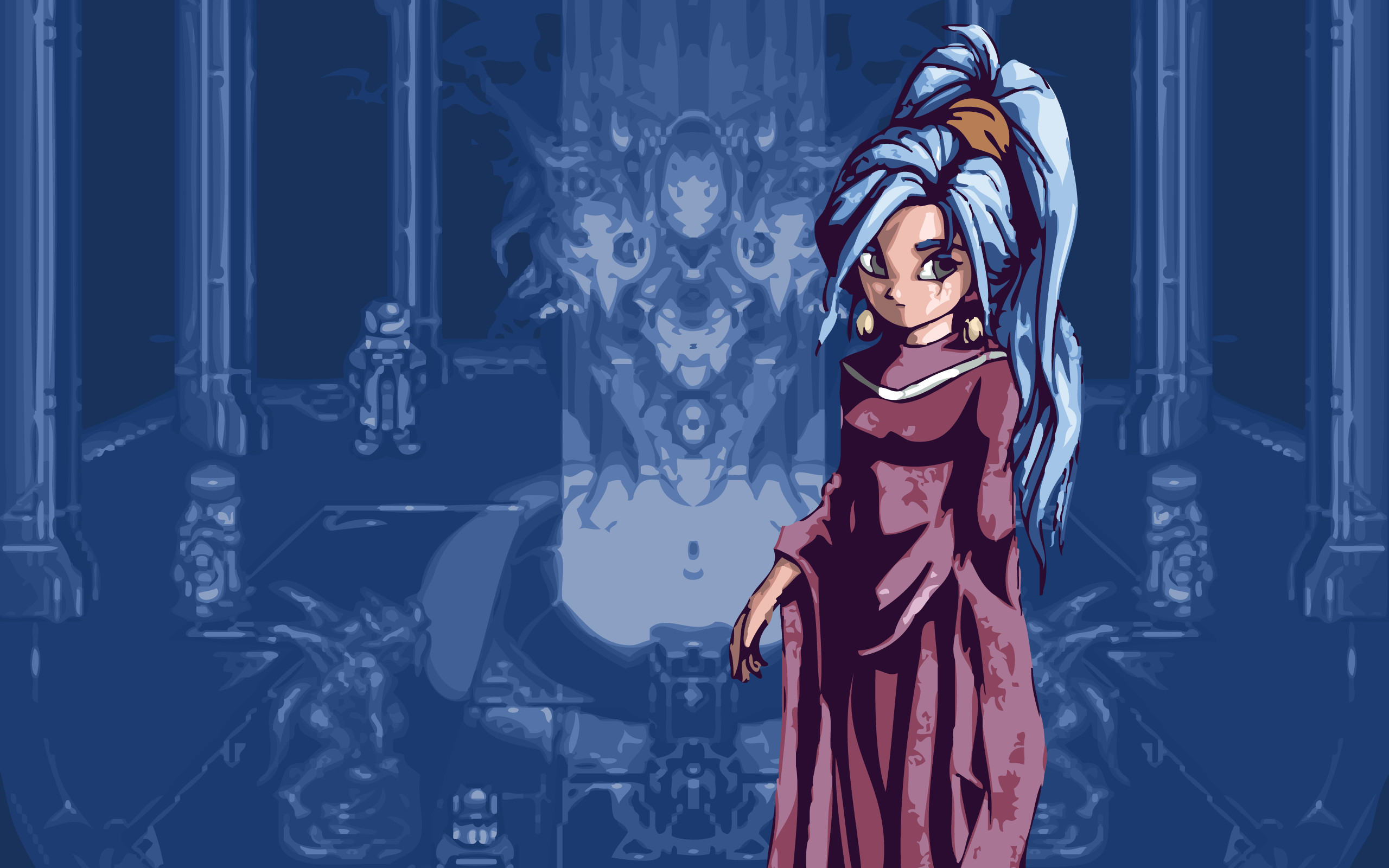 Res: 2560x1600, Video Game - Chrono Trigger Wallpaper