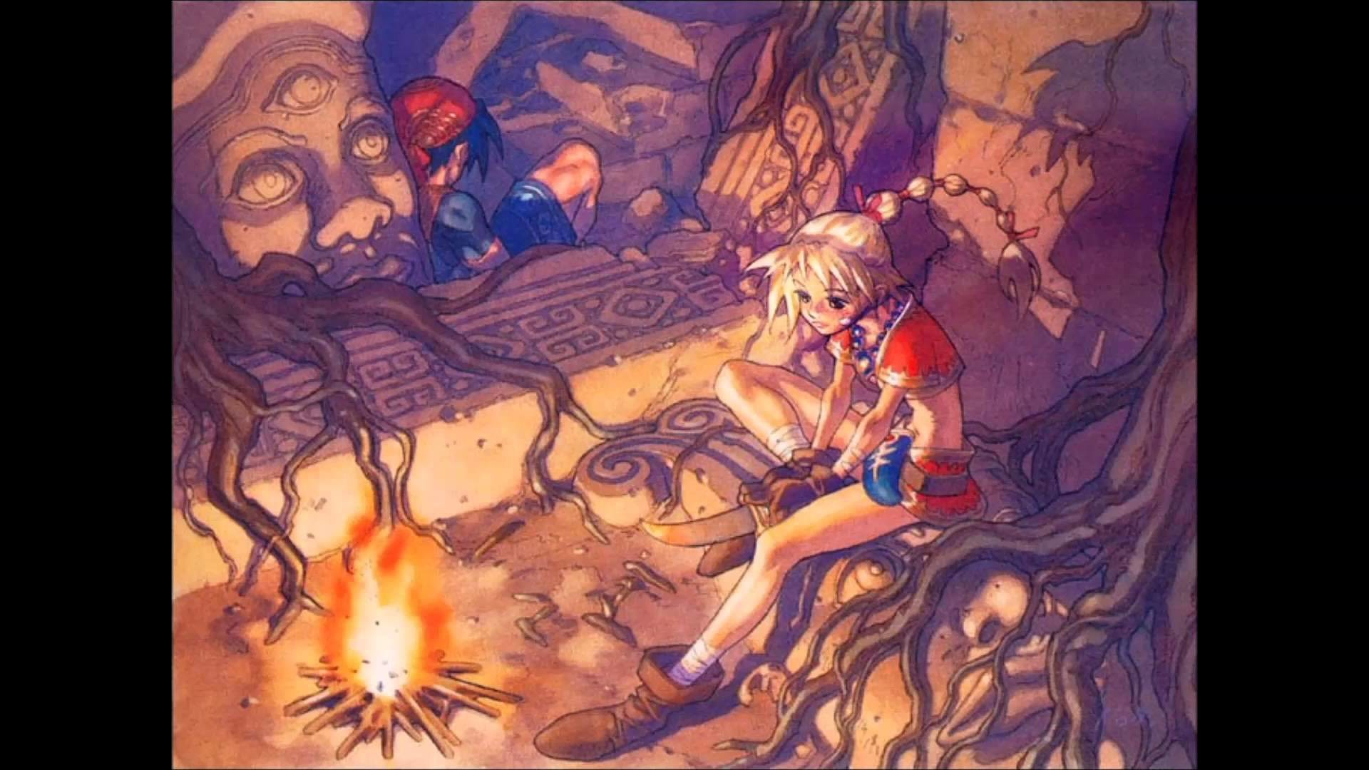 Res: 1920x1080, #45 | Chrono Cross (Shadow Forest) - YouTube