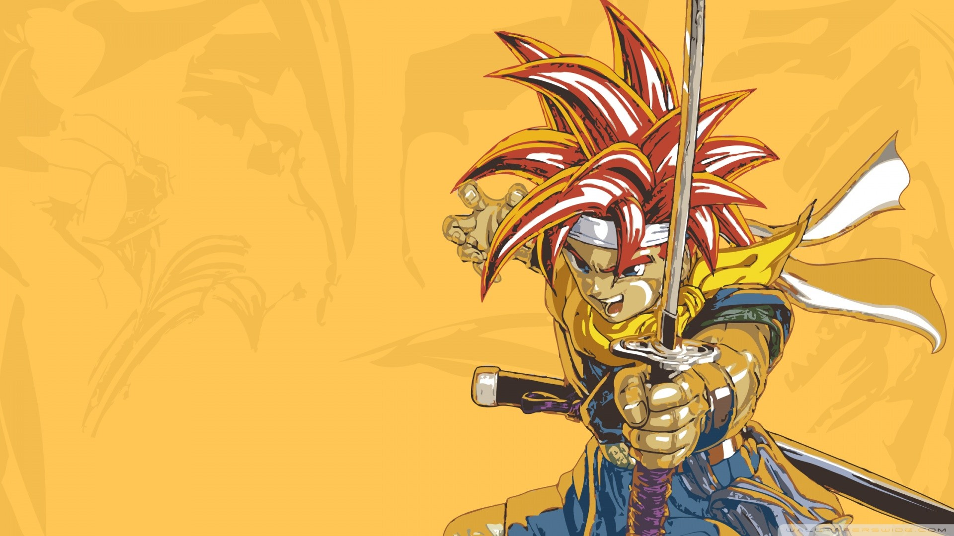 Res: 1920x1080, Chrono Trigger Wallpaper
