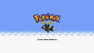Pokemon Gold wallpapers