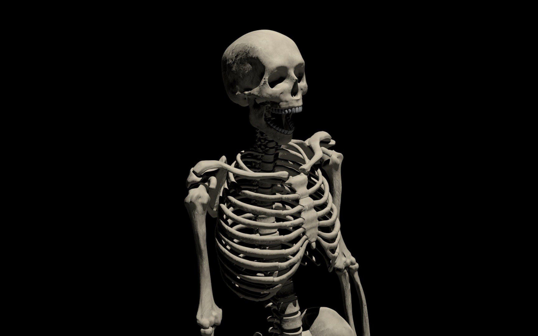 масло картинки скелетов на рабочий стол один тех