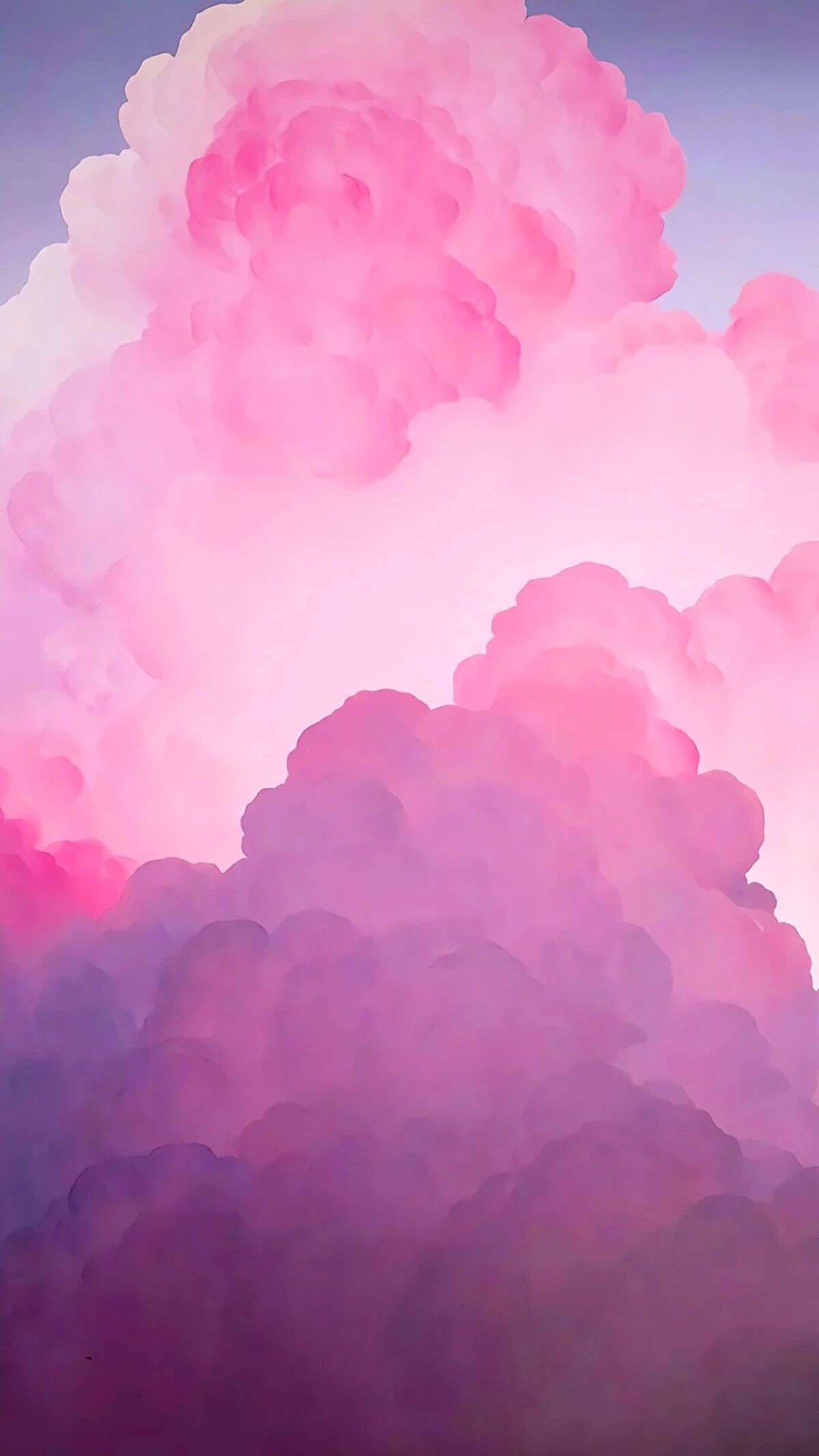 Res: 1200x2133, Colorful Clouds, Pink Clouds, Cloud Wallpaper, Painting Clouds, Iphone  Wallpapers, Wall Art, Convertible, Bond, Connect