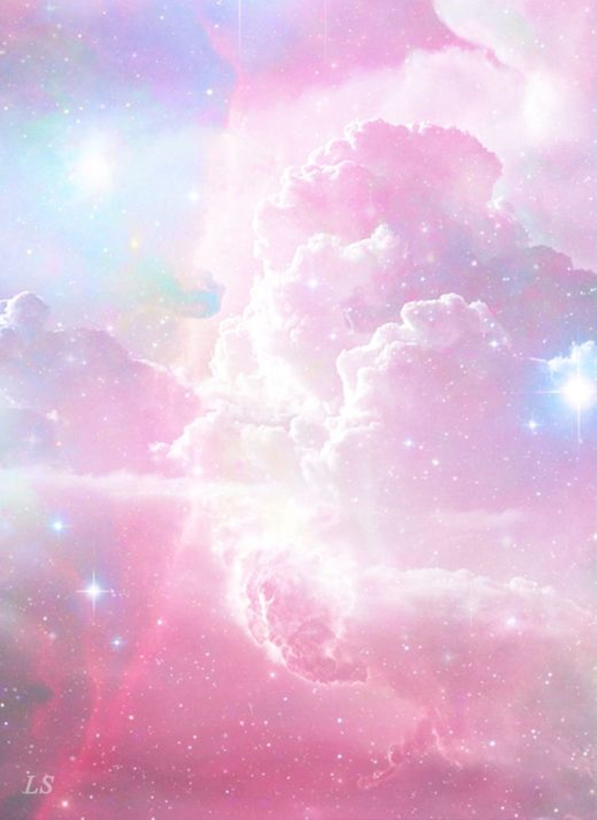 Res: 1920x2638, Pastel Galaxy Wallpapers 1080p