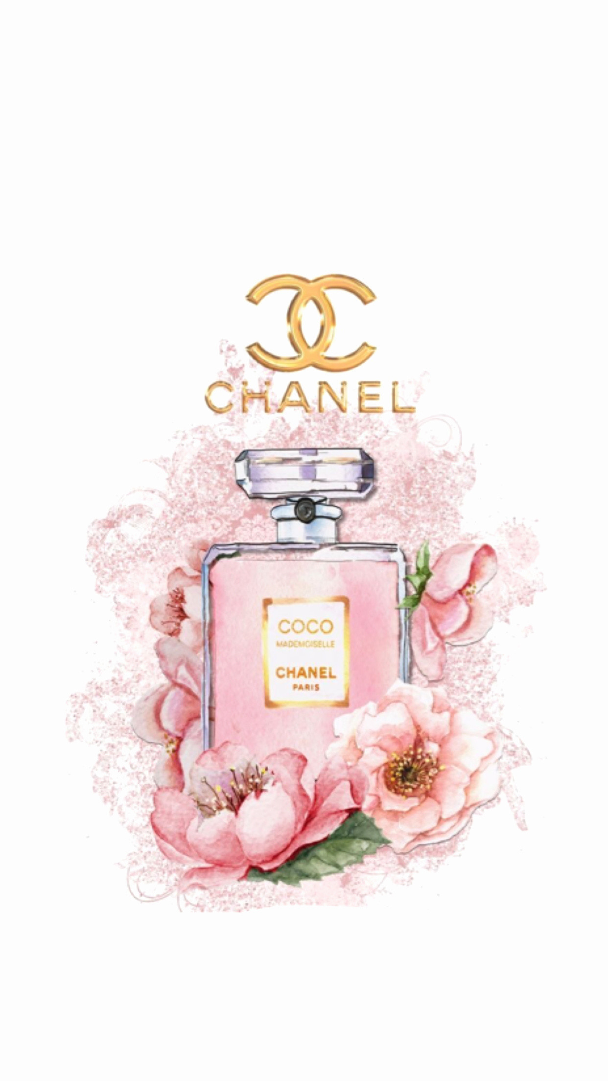 Res: 1242x2208, Chanel Wallpaper Luxury Pin by ðŸ'ž Michelle On â– Channelâ– Pinterest