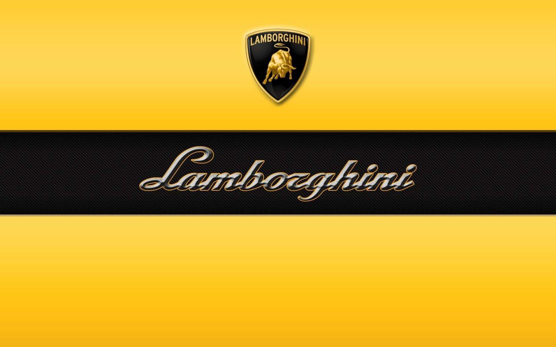 Res: 1920x1200, Gold Lamborghini Logo Wallpaper   HD Brands and Logos Wallpaper Free  Download ...