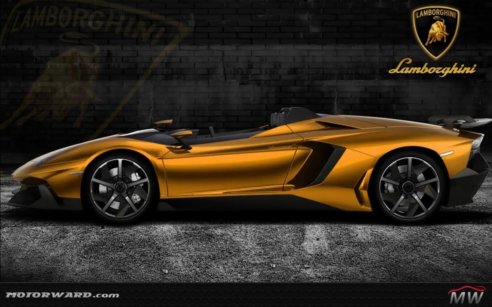 Res: 2048x1280, Lamborghini Aventador J