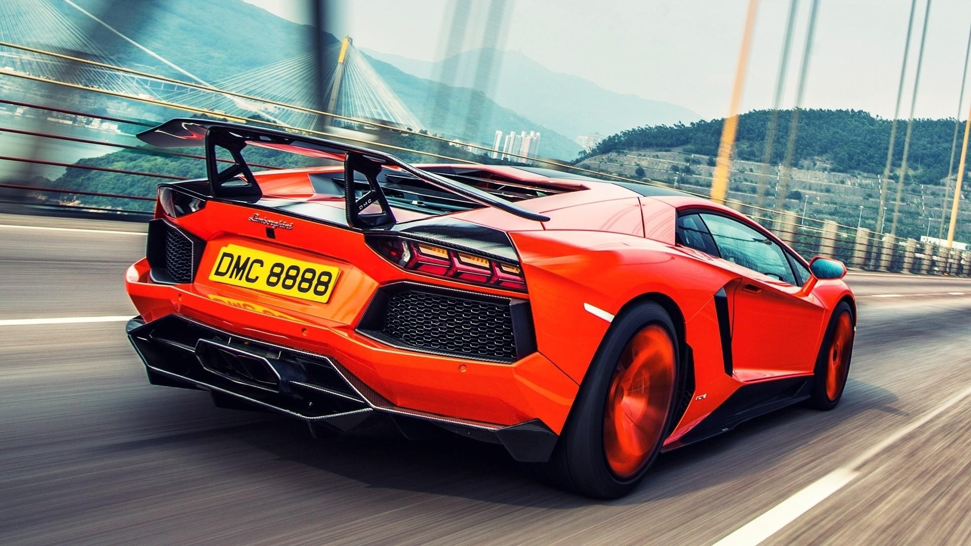 Res: 1920x1080, Vehicles - Lamborghini Aventador Wallpaper
