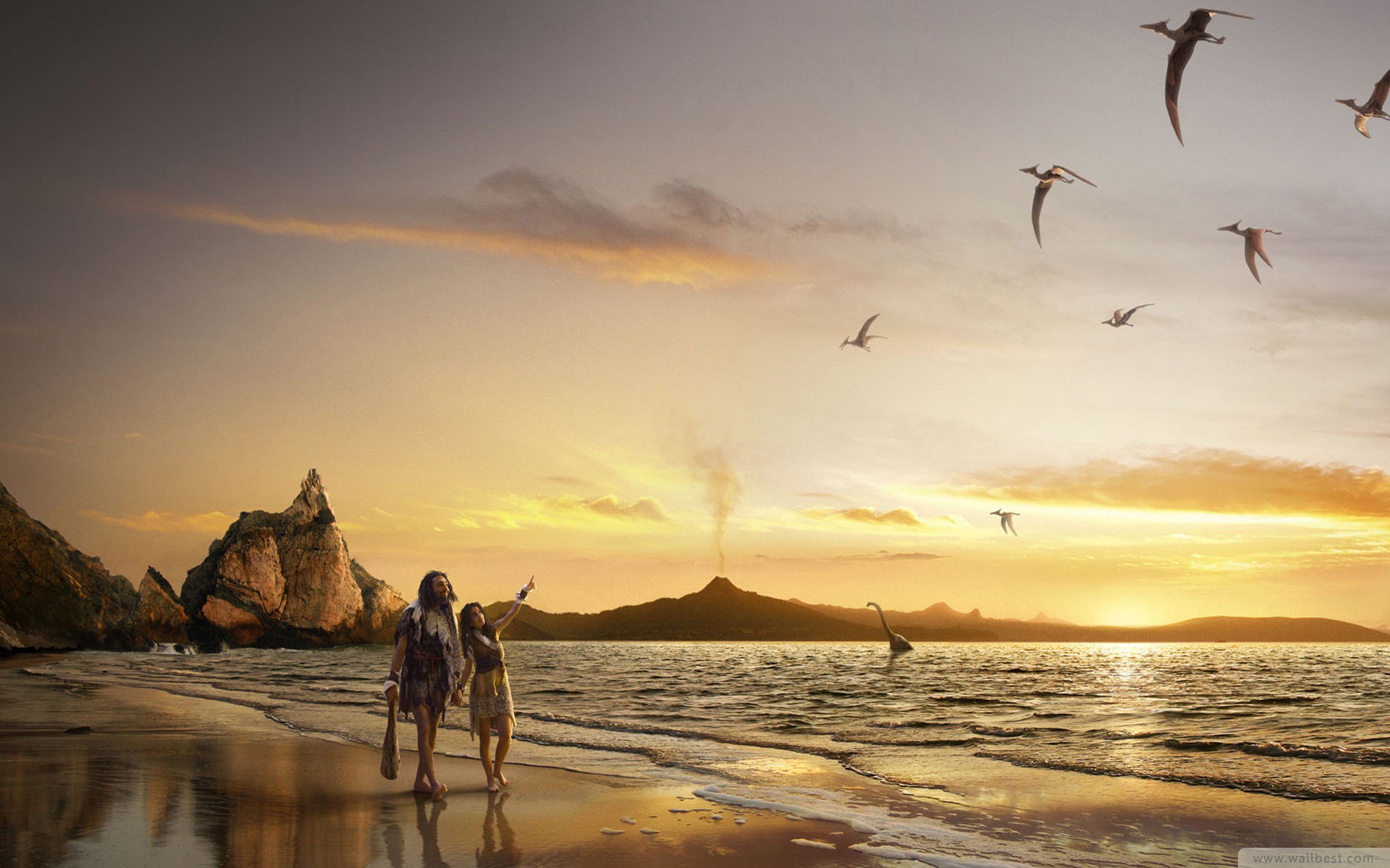 Res: 2560x1600, Love Couple Wallpaper Beach Pictures Ideas Of Romantic