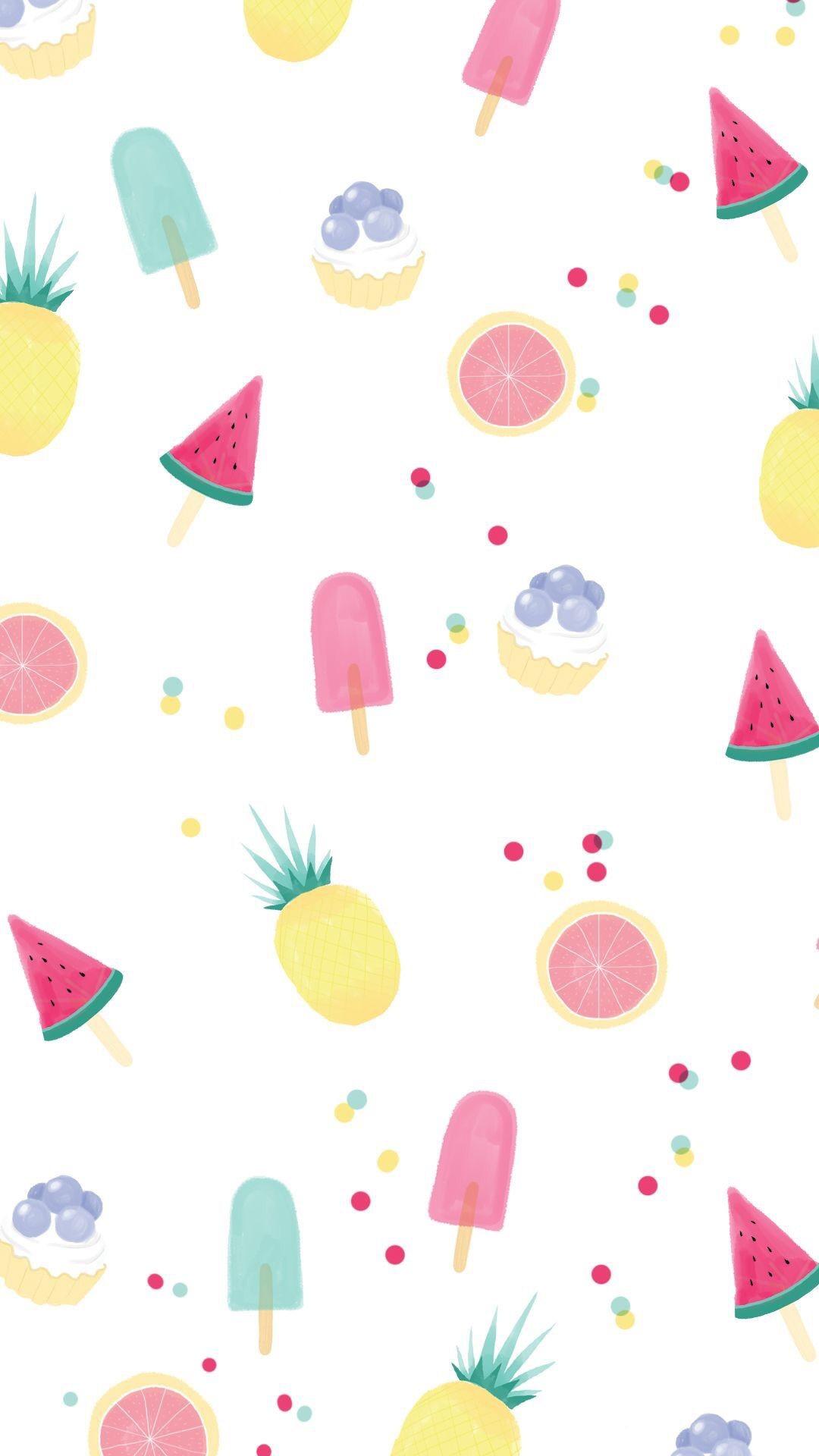 Res: 1080x1920, Wallpaper food