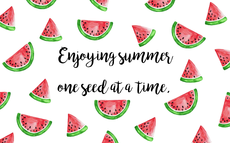 Res: 3000x1875, Cute watermelon wallpaper Food wallpaper Pinterest