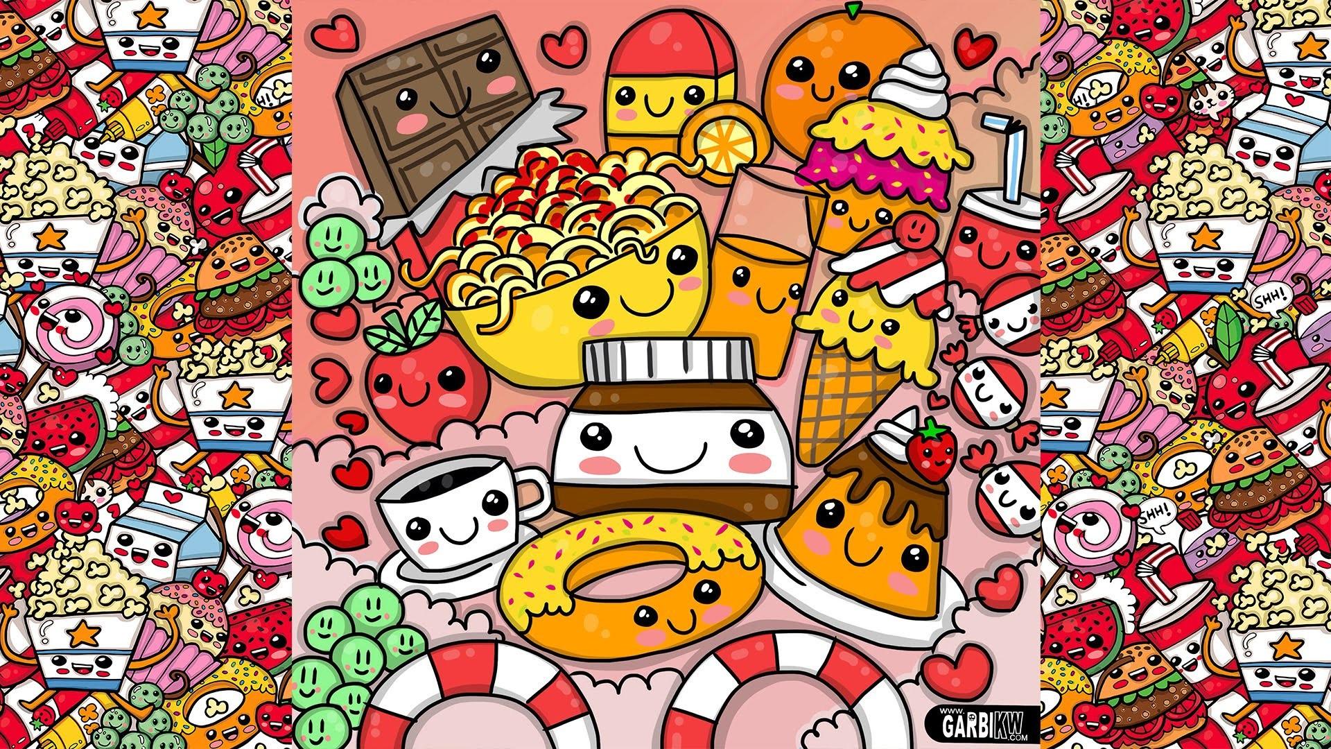 Res: 1920x1080, Cute Food Wallpaper Desktop