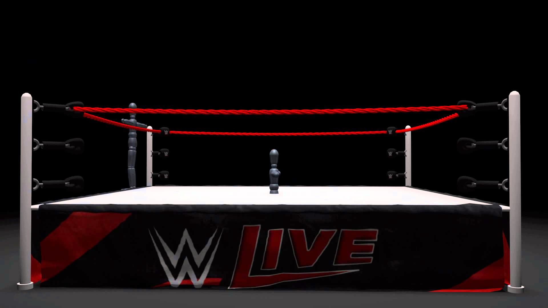 Res: 1920x1080, Wrestling Ring Simulation -WIP