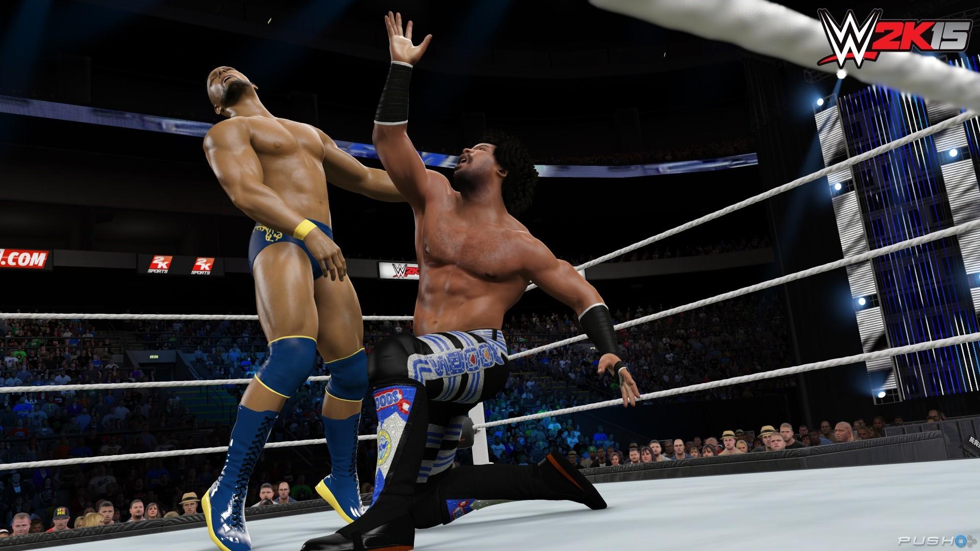 Res: 1920x1080, WWE 2K15 Review - Screenshot 2 of 7