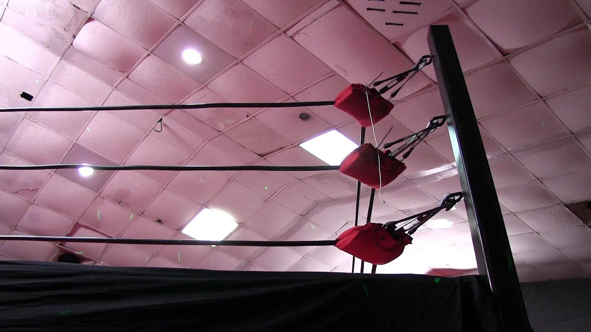 Res: 1920x1080, Wrestling Ring corner Turnbuckle