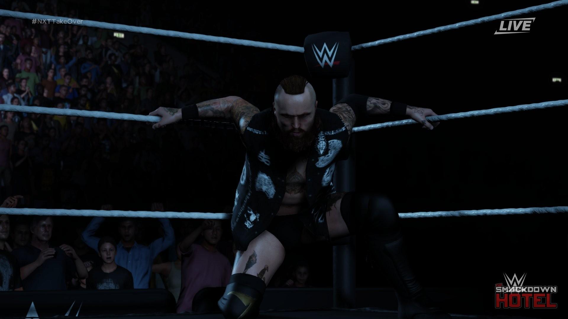 Res: 1920x1080, WWE2K18 NXT DLC AleisterBlack WWE2K18 NXT DLC AleisterBlack 2 WWE2K18 NXT  DLC AleisterBlack 3 ...