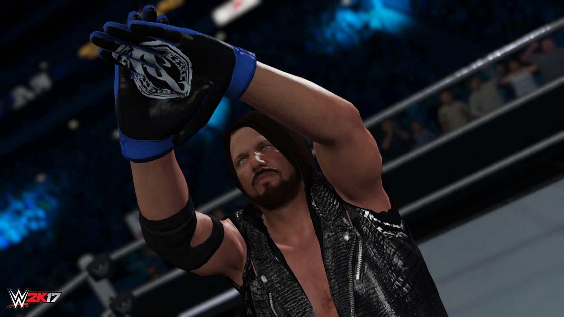 Res: 1920x1080, WWE 2K17 ist die 2016/17-Ausgabe der Wrestling-Reihe von 2K Games. Darin  lassen sich über 130 Kämpfer der WWE- und NXT-Ligen spielen, darunter etwa  John ...