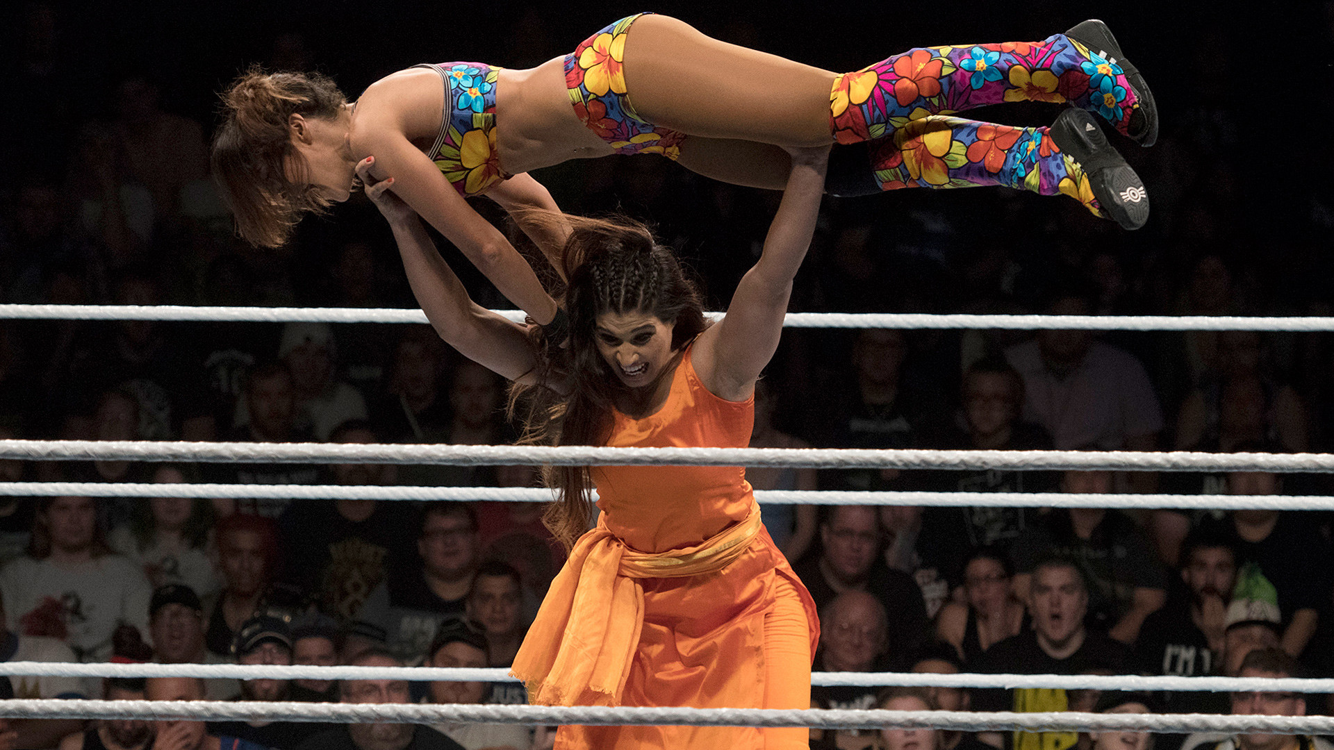 Res: 1920x1080, The World Wrestling Entertainment (WWE) is very familiar to Indian  participants. Kavita Devi, the South Asian Games gold medal winner draws  the attention of ...