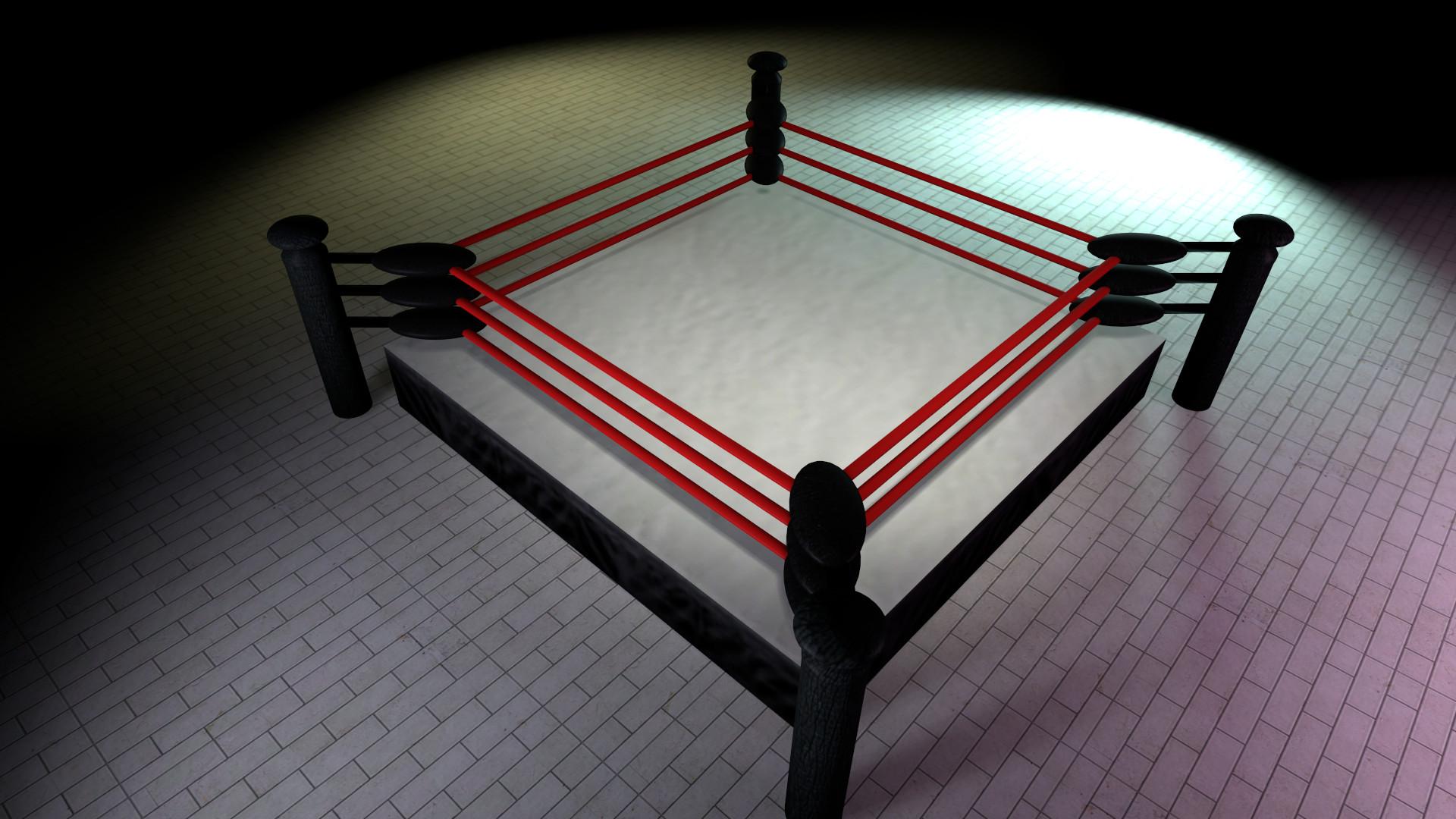 Res: 1920x1080, ... Wrestling Ring Prop (SFM Release) by Vitezislav