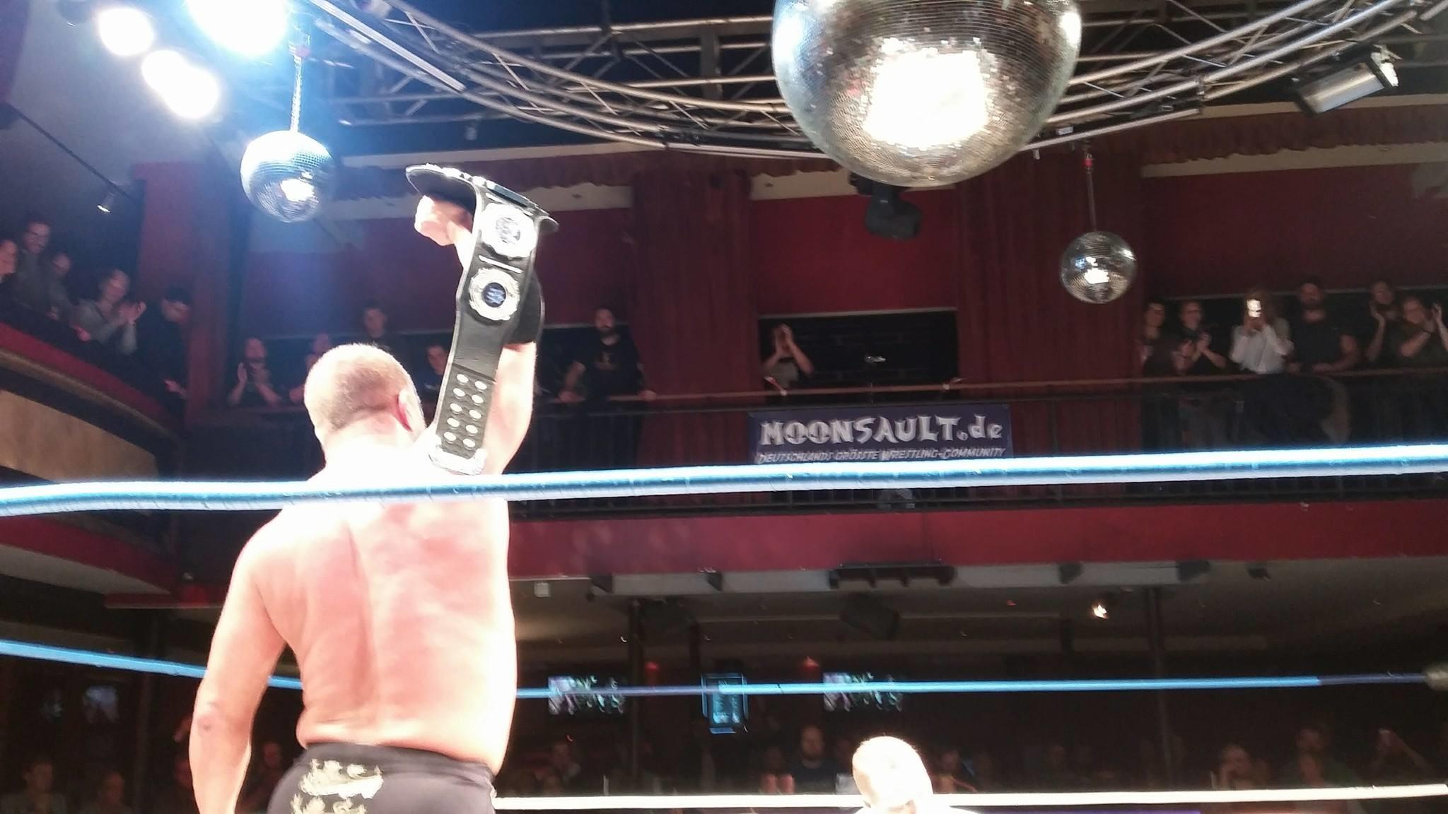 Res: 2048x1152, Maximum Wrestling 21.01.2017. MAX Nachttheater Kiel, Deutschland