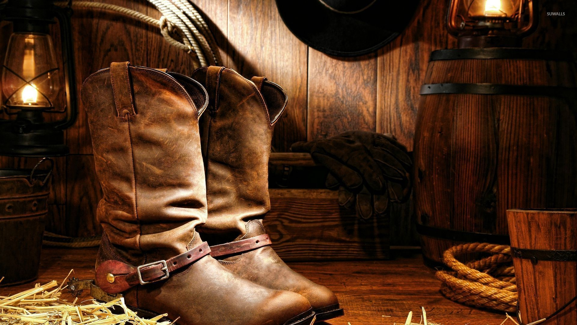 Res: 1920x1080, Cowboy boots wallpaper