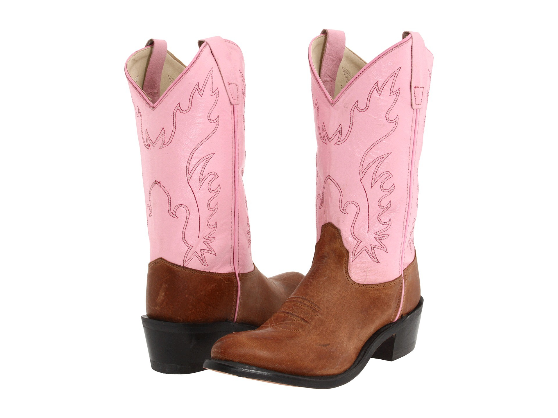 Res: 1920x1440, Kid's Old West Cowboy Boot - Pink