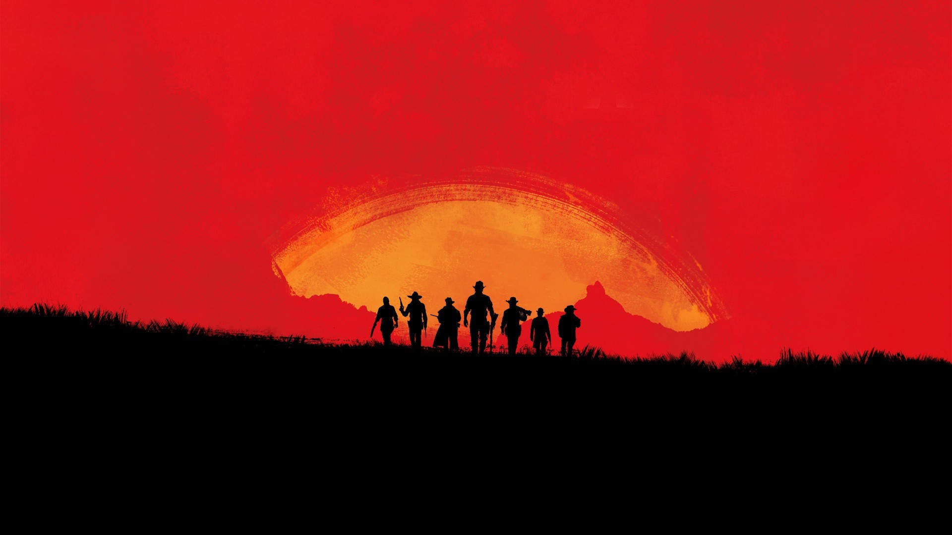 Res: 1920x1080, 1080p[] Red Dead Redemption 2 Wallpaper ...