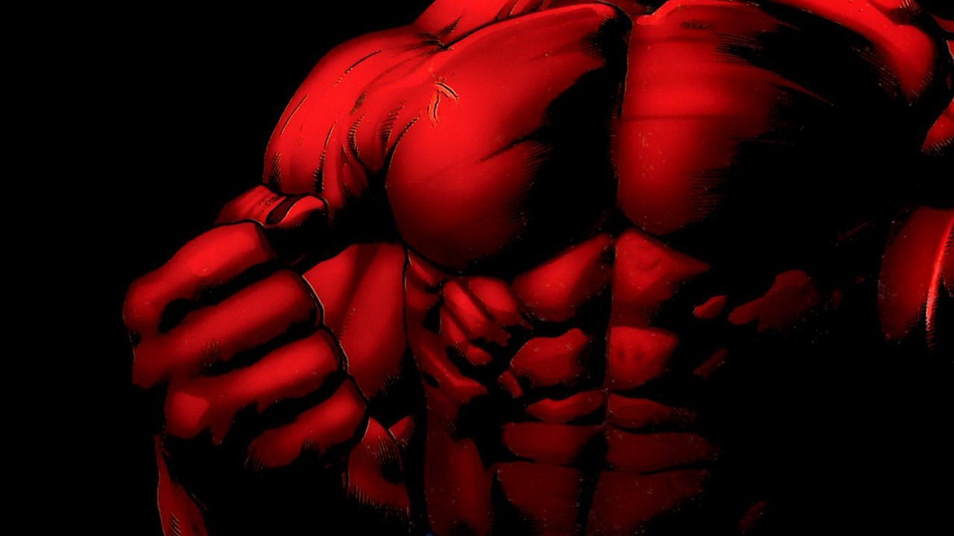 Res: 1920x1080, Red Hulk Wallpapers 17 - 1920 X 1080