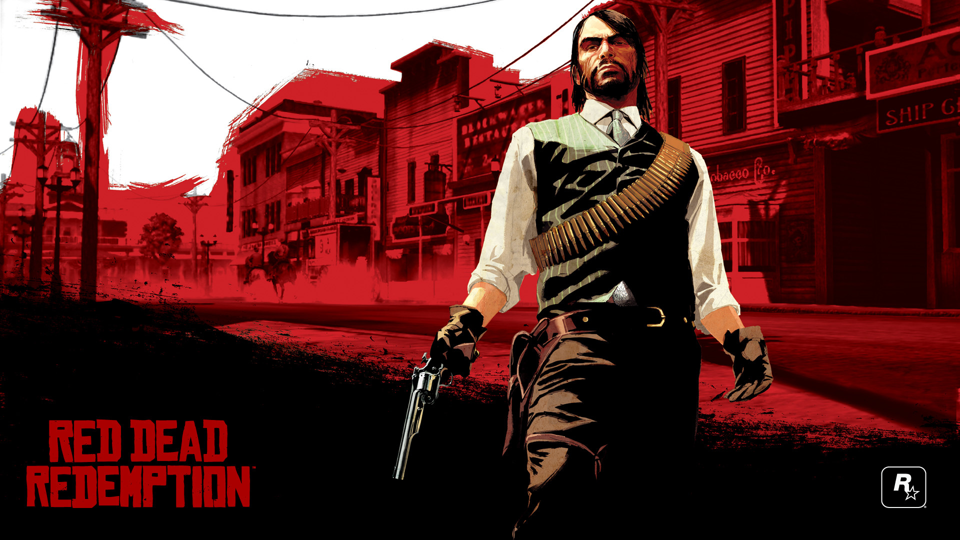 Res: 1920x1080, ... Huge Red Dead Redemption Desktop Background Wallpapers, GsFDcY.com ...