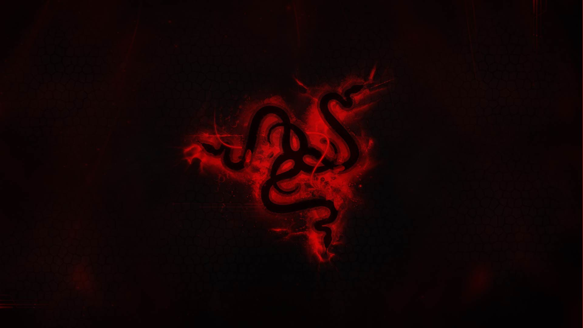 Res: 1920x1080, red wallpaper razer