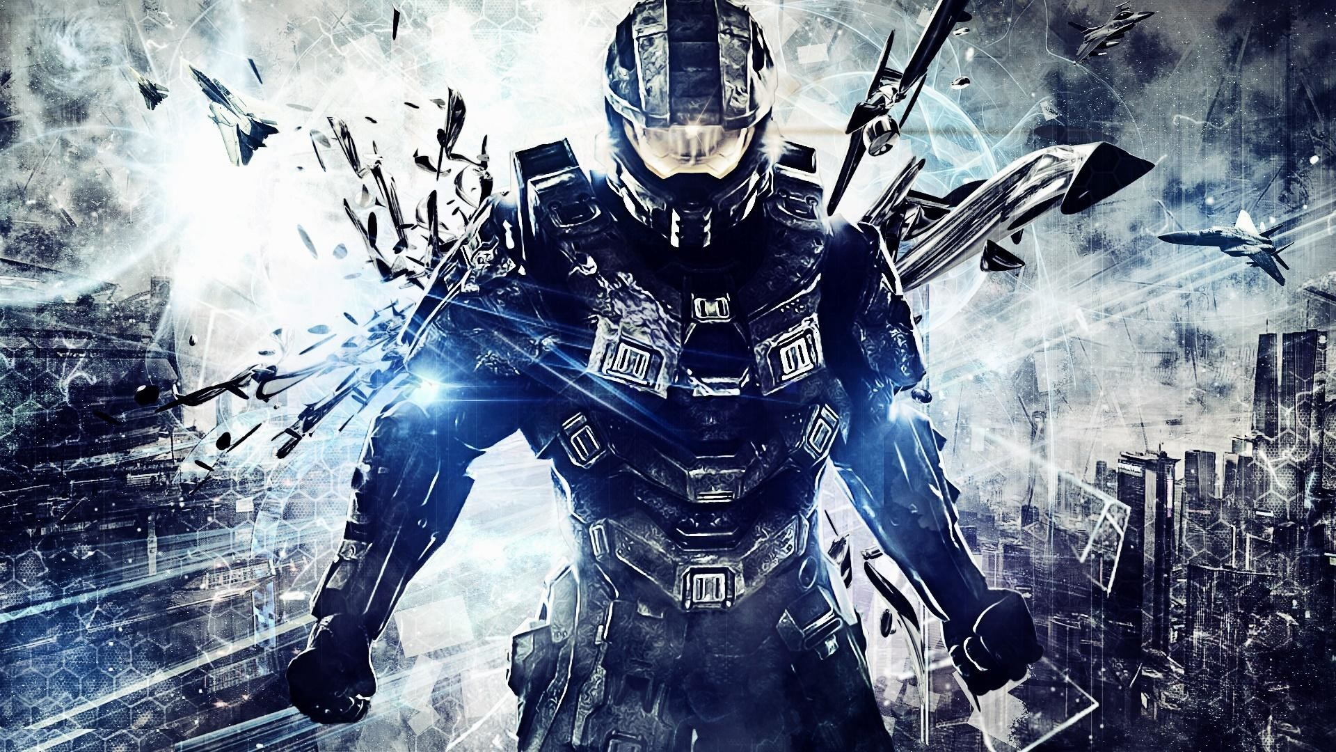 Halo 4k Wallpapers Hd Wallpaper Collections 4kwallpaper Wiki