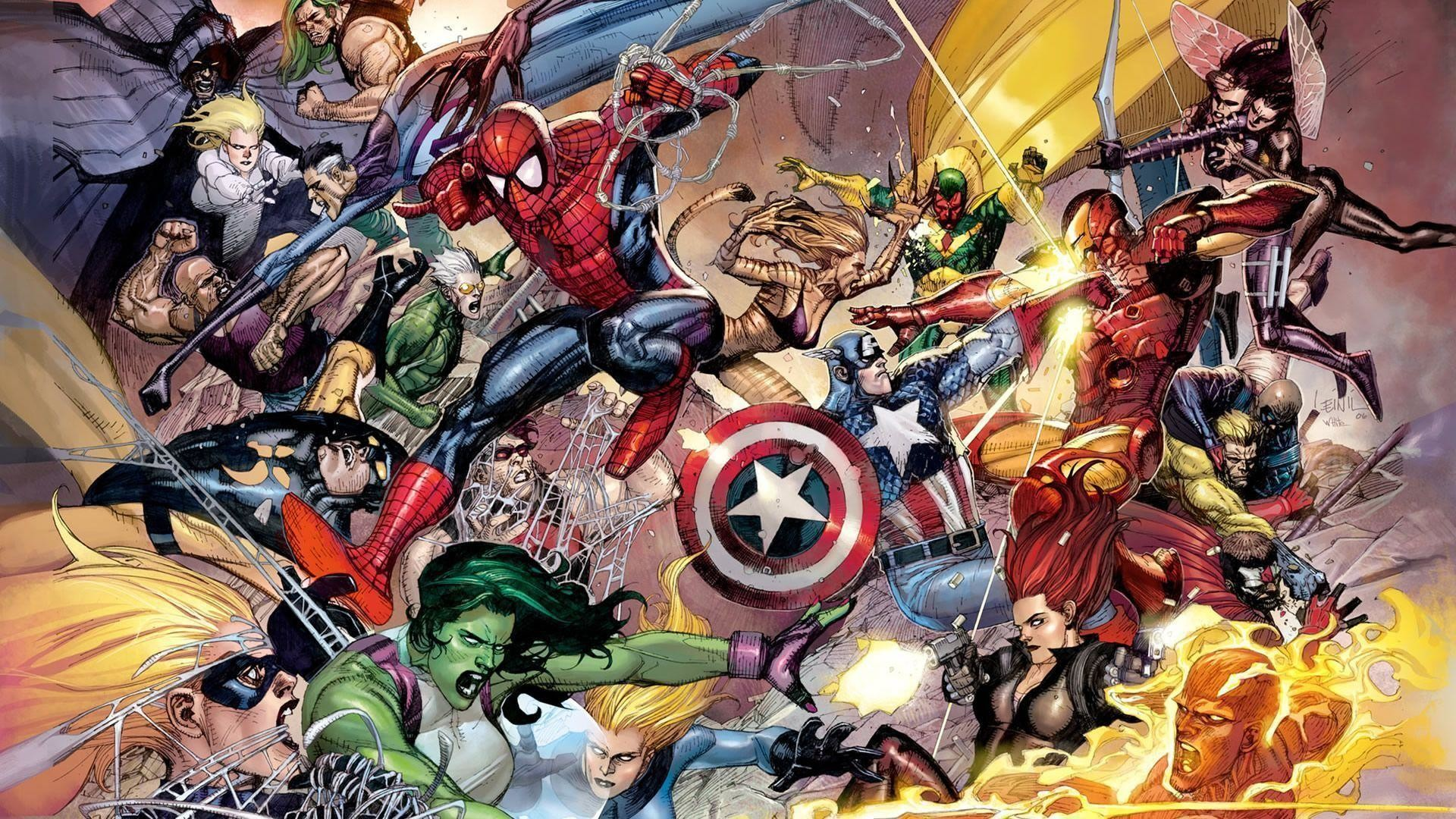 Res: 1920x1080, Comic Books Hero Anime HD Wallpapers | HD Wallpapers