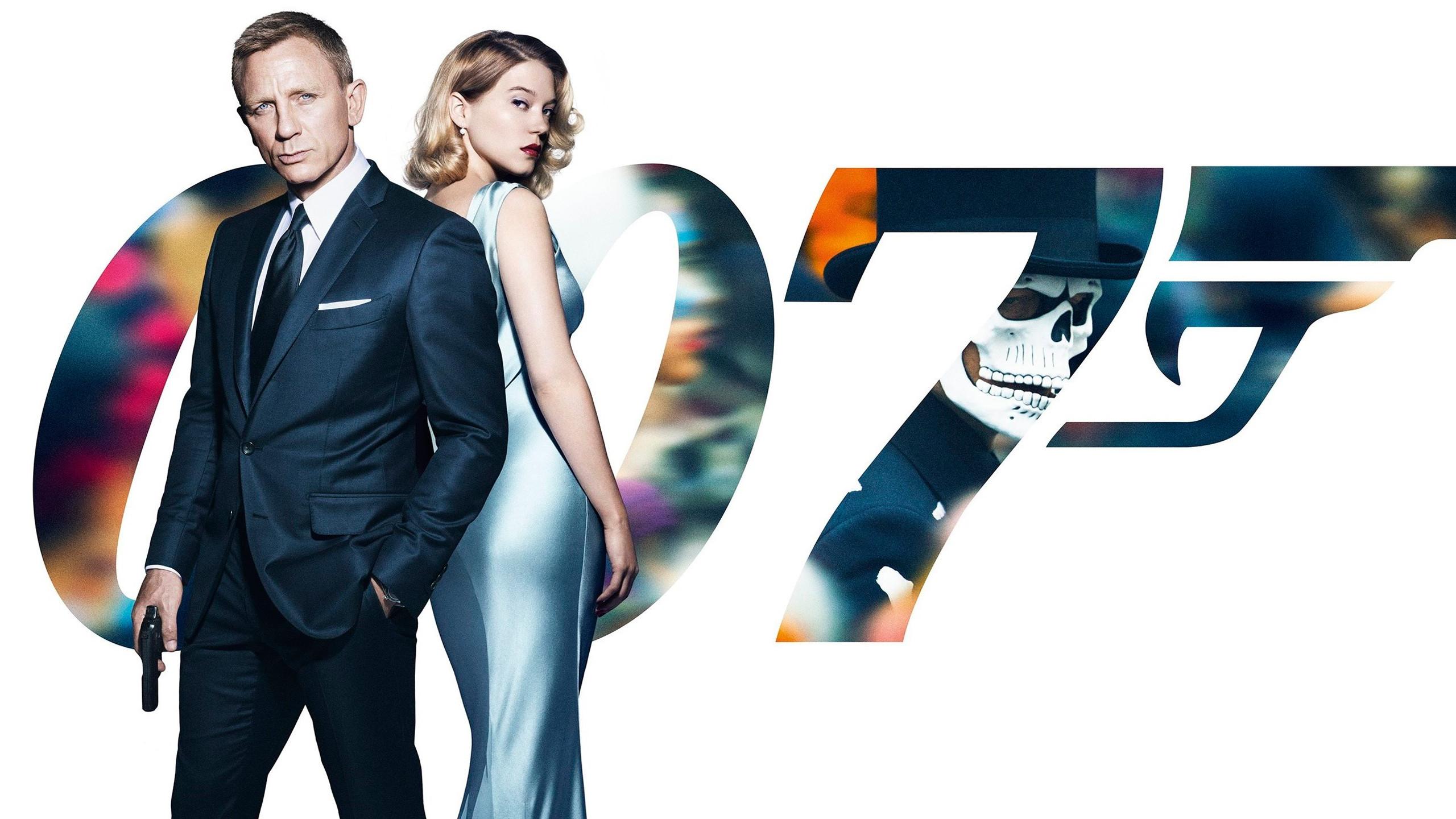 Res: 2560x1440, Spectre 2015 Bond Movie Wallpaper