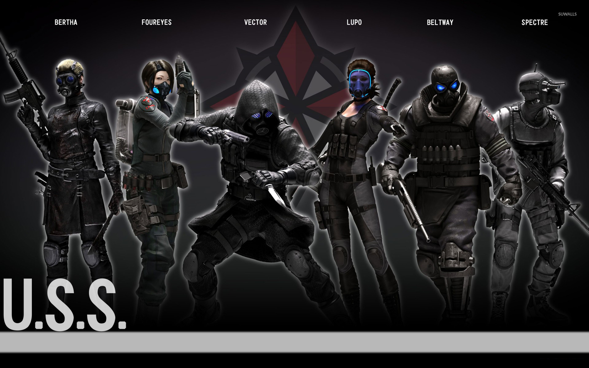 Res: 1920x1200, Resident Evil: Operation Raccoon City wallpaper