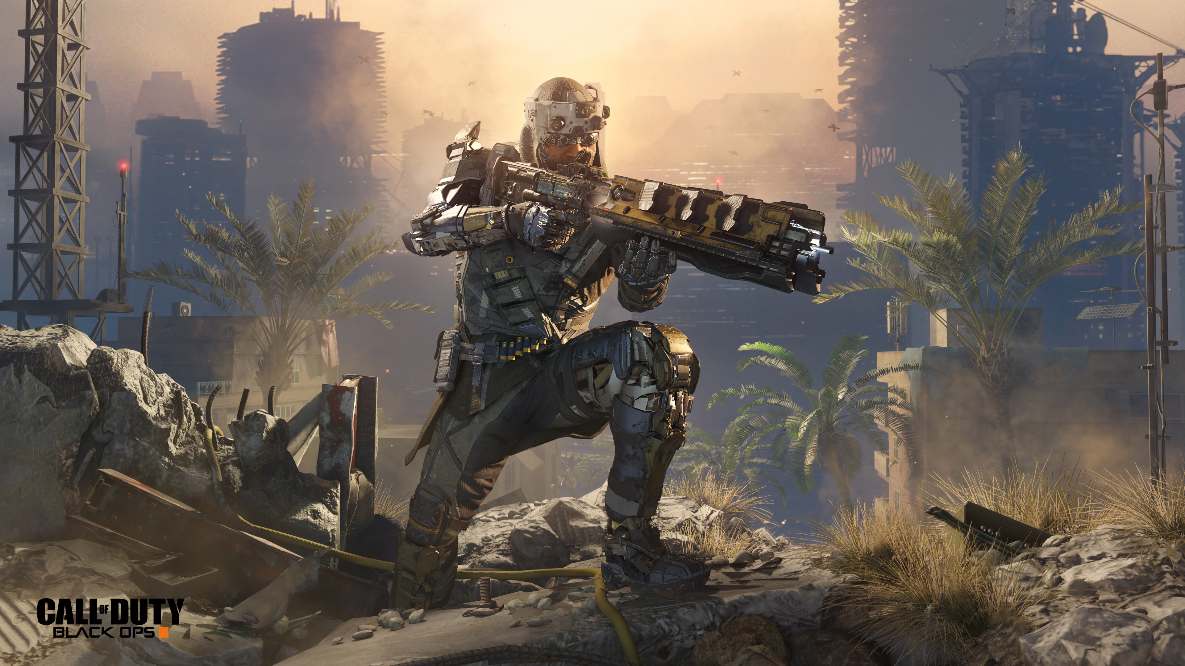 Res: 3840x2160, 71 Call Of Duty Black Ops III HD Wallpapers Background Images Throughout 3  Wallpaper