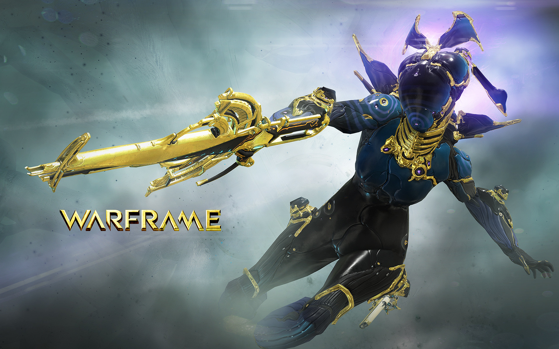 Res: 1920x1200, ... BED-59: Warframe Photos for Laptop ...