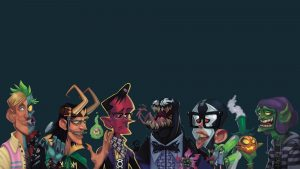 Super Villain wallpapers