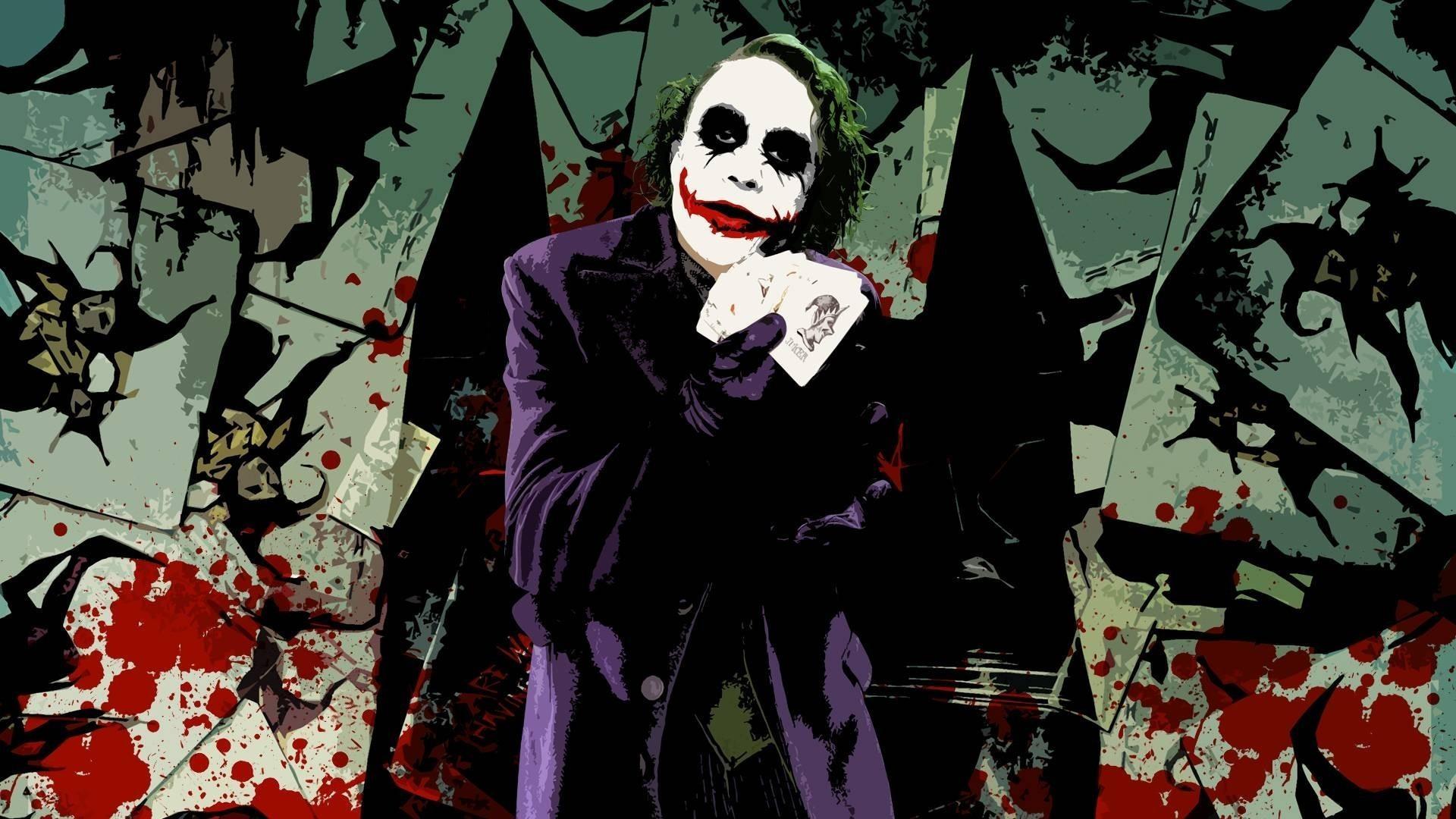 Res: 1920x1080, The Joker Full HD Wallpaper