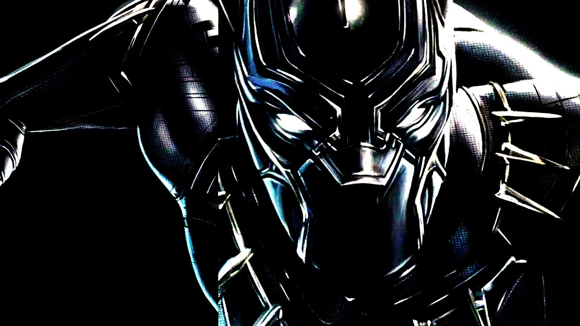 Res: 1920x1080, Black Panther HD Wallpapers Backgrounds Wallpaper ×