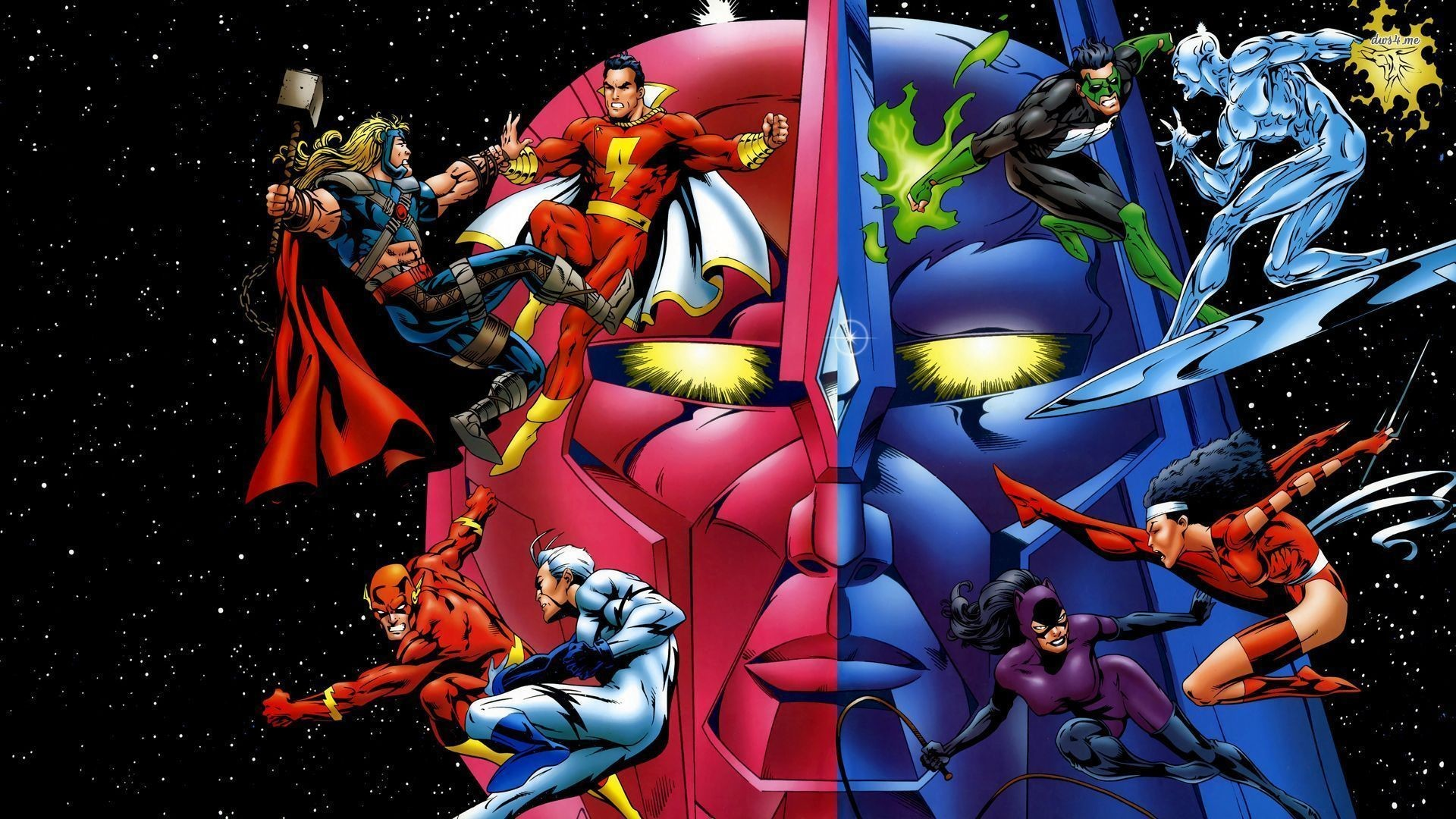 Res: 1920x1080, By Virgen Kreiger V.861: Amazing DC Superheroes Pictures & Backgrounds
