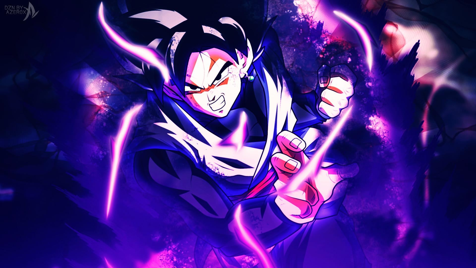 Res: 1920x1080, Dragon Ball Super Black Goku Wallpaper High Resolution