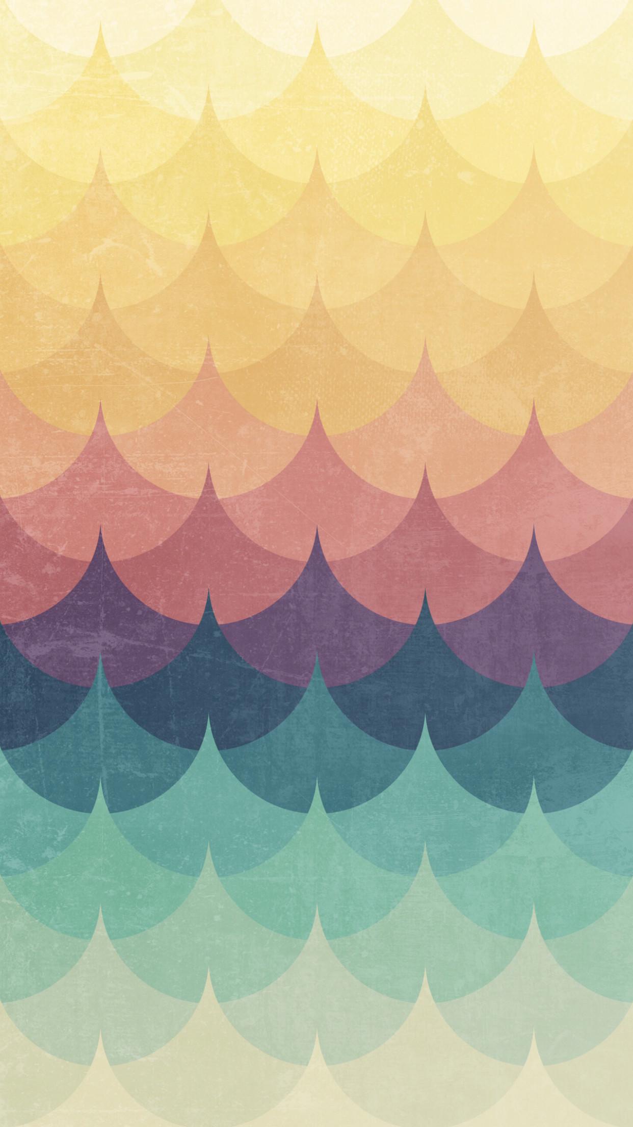 Res: 1242x2208, Simple Minimal Points Wallpaper iPhone 6 Plus