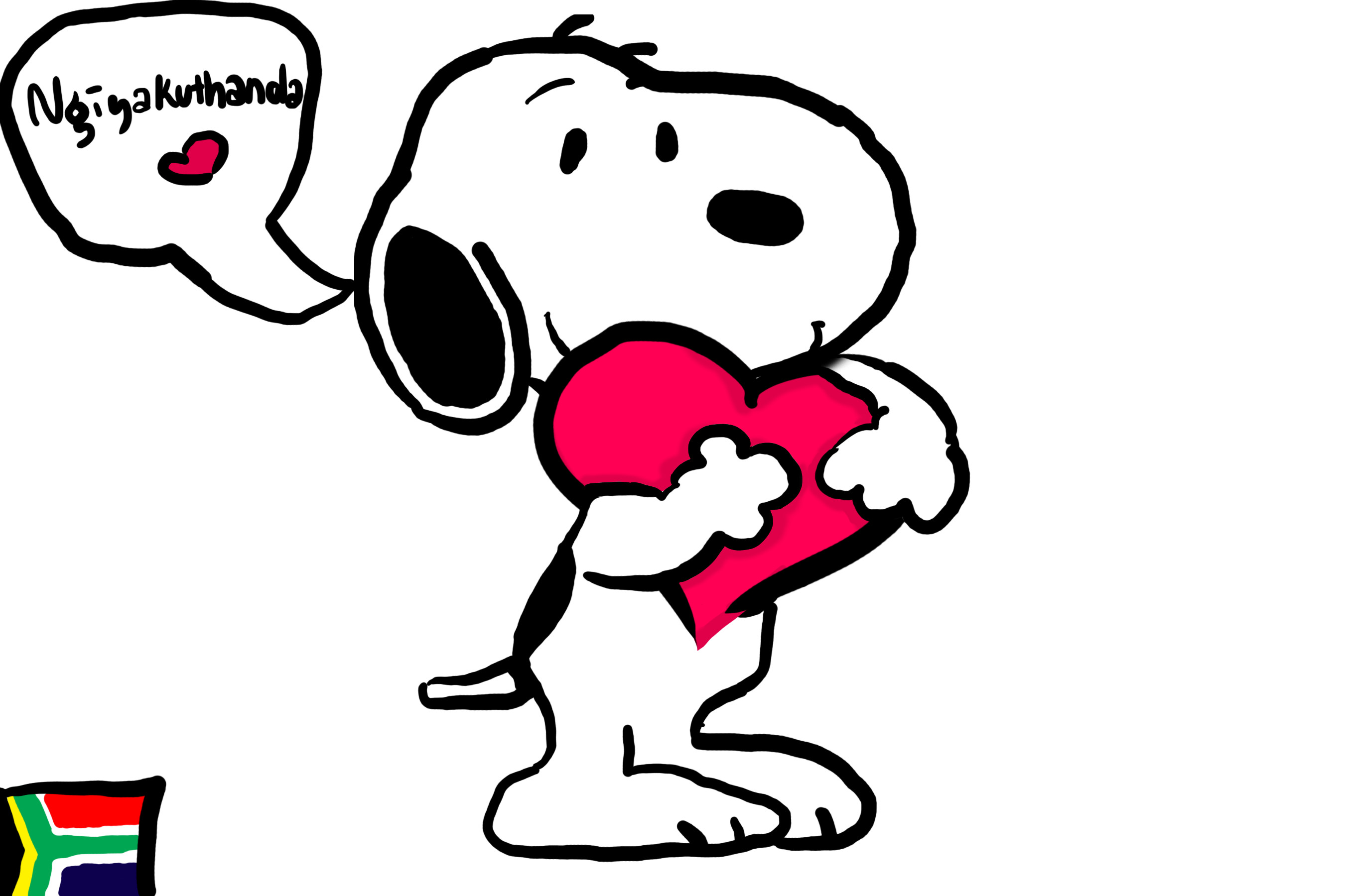 Res: 2700x1800, Snoopy