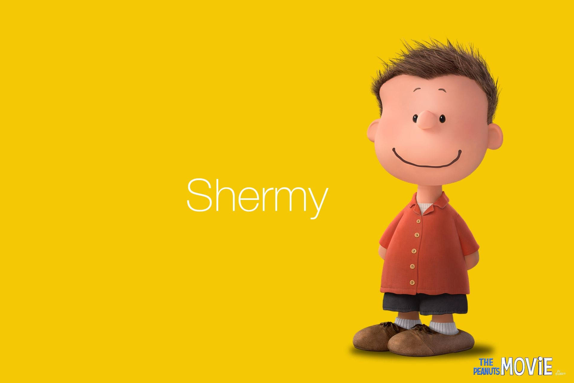Res: 1920x1280, Shermy wallpaper from The Peanuts Movie | VolGanga