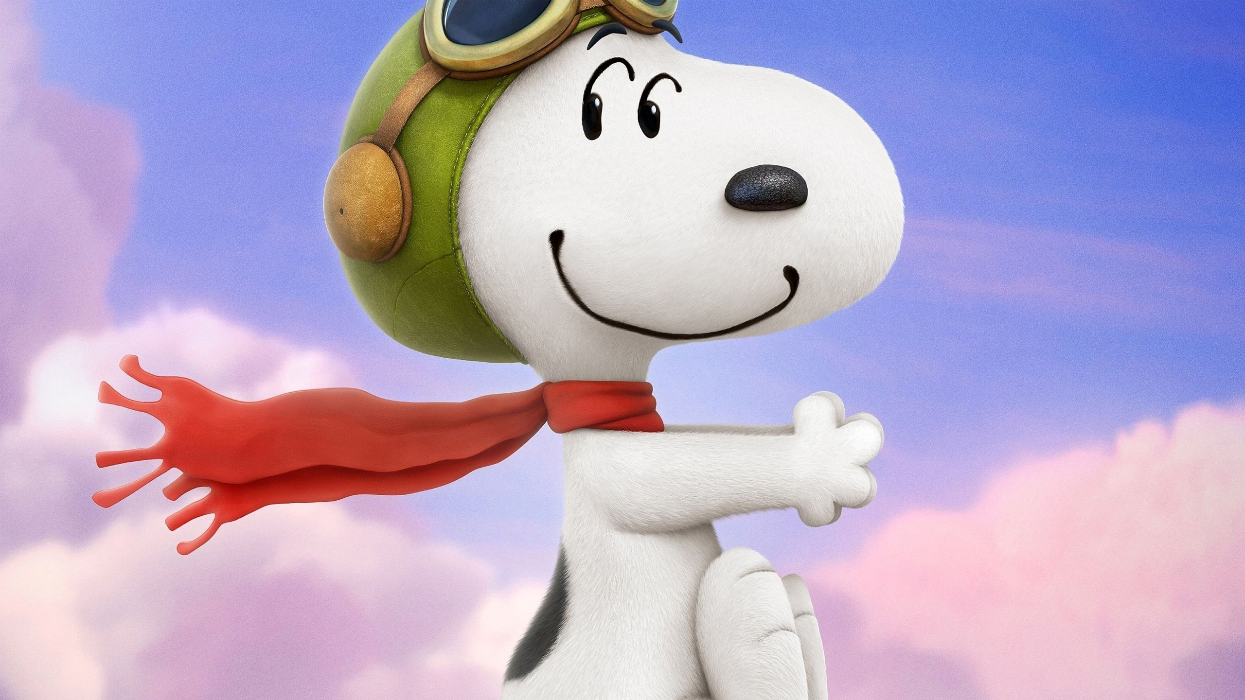 Res: 2560x1440, The Peanuts Snoopy 3D HD Wallpaper Download Wallpapers. Â«Â«