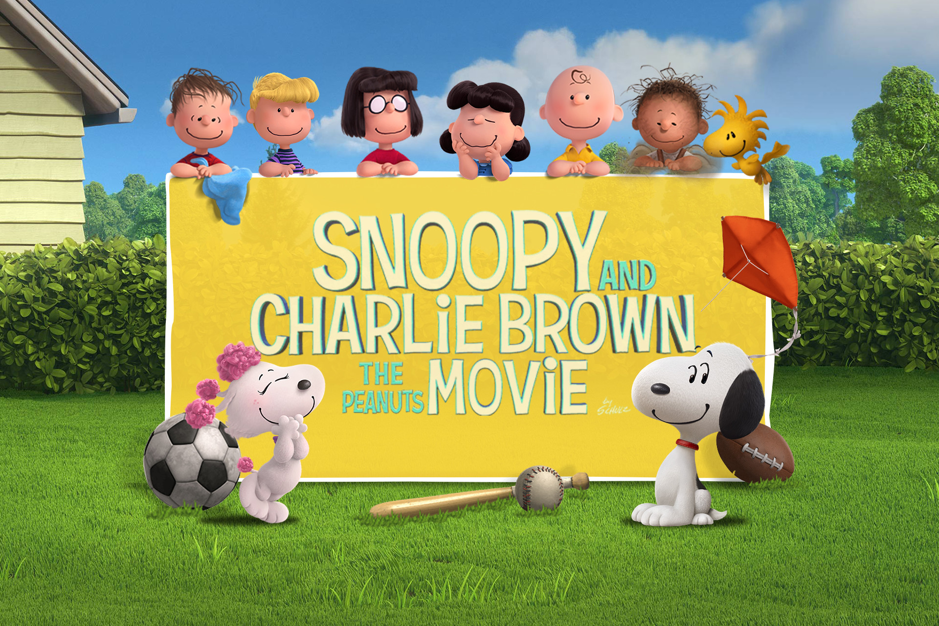 Res: 1920x1280, The Peanuts Movie (2015): HD Wallpapers