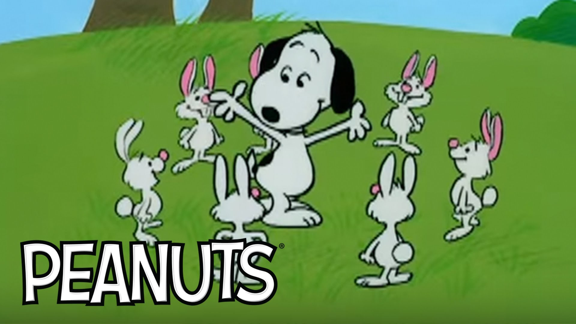 Res: 1920x1080, Snoopy's Bunny Dance