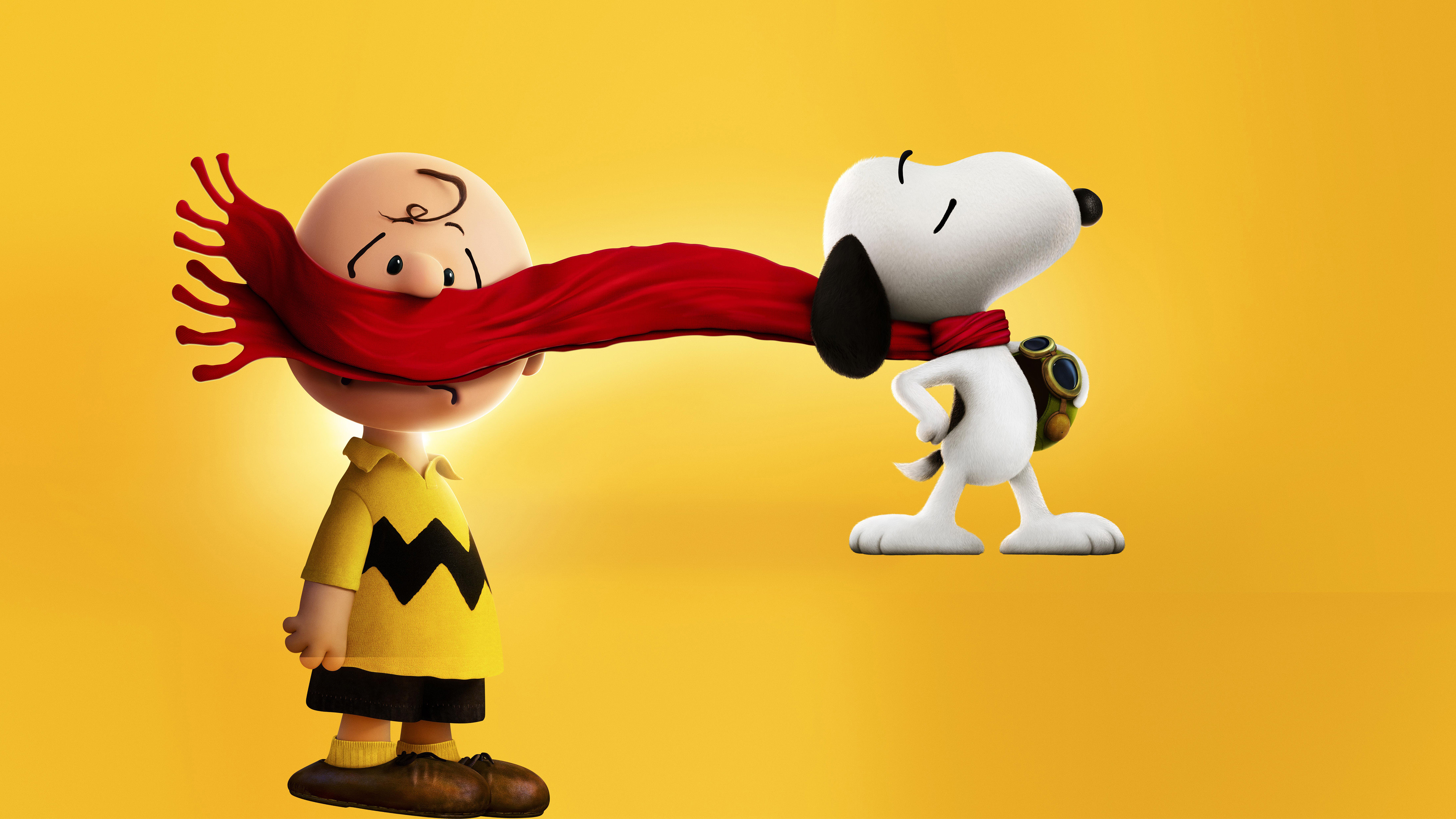 Res: 3840x2160, Snoopy Full HD Wallpaper and Background | 2560x1920 | ID:461597